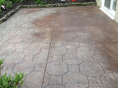 Traditional Concrete, install or repair